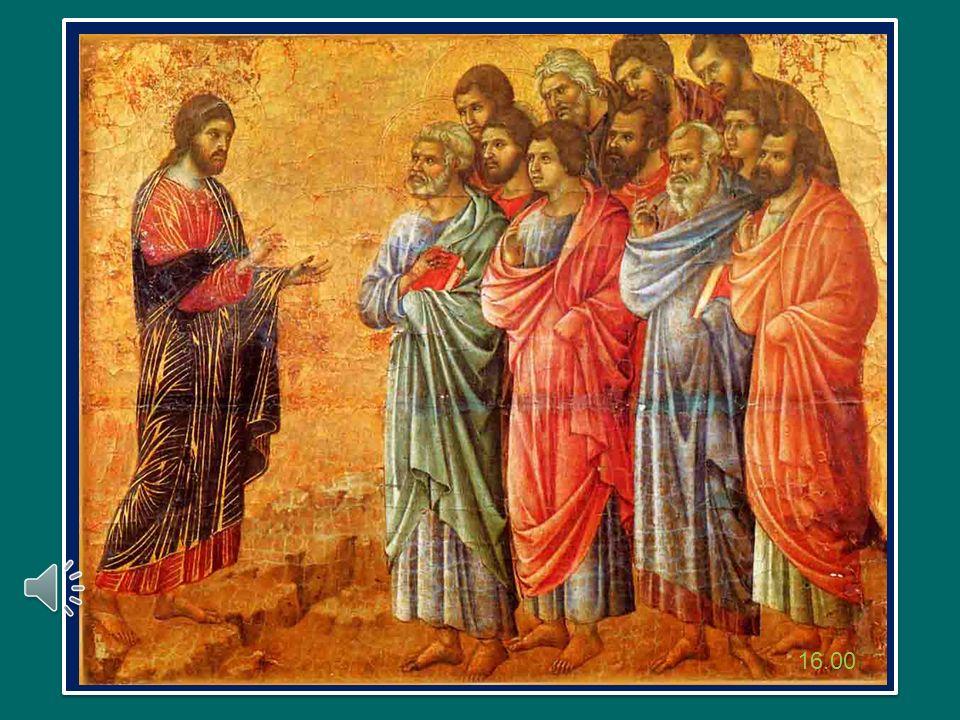 Il giorno della Parasceve vennero i soldati e spezzarono le gambe all uno e all altro che erano stati crocifissi insieme con lui.