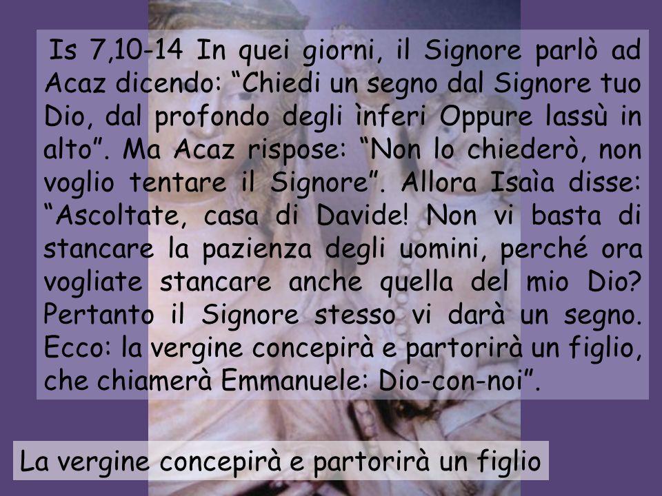 Anno A Quarta domenica di Avvento 22 dicembre 2013 Particolari della cappella Redemptoris Mater, Vaticano. Dono del Collegio Cardenalizio al Santo Pad