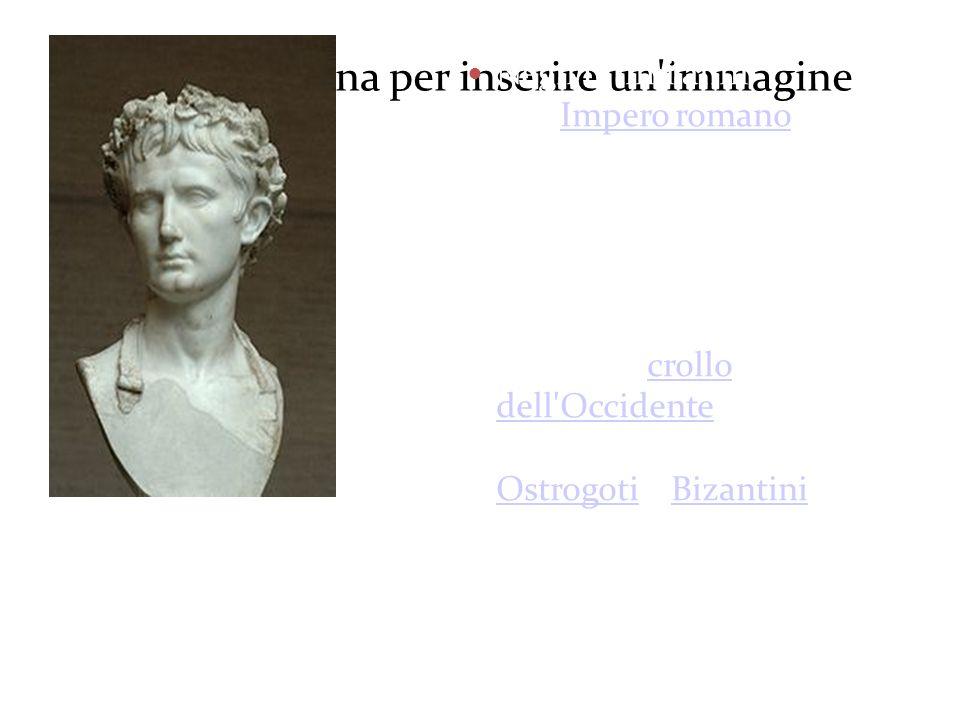 Fare clic sull'icona per inserire un'immagine Negli ultimi anni dell'Impero romano, la relativa vicinanza con il confine danubiano favorì numerose inc
