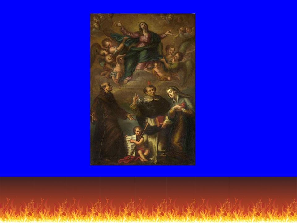 Il pensiero di Caterina sul purgatorio, per il quale è particolarmente conosciuta, è condensato nelle ultime due parti del libro citato allinizio: il Trattato sul purgatorio e il Dialogo tra lanima e il corpo.