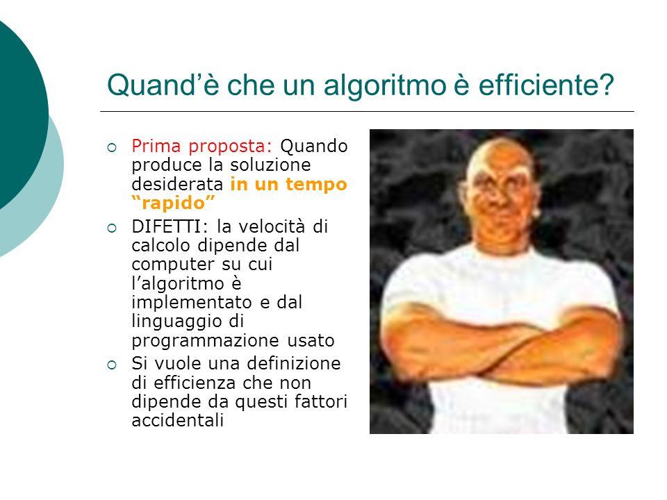 Macchina di Turing E un modello matematico astratto dellattività di esecuzione di algoritmi.