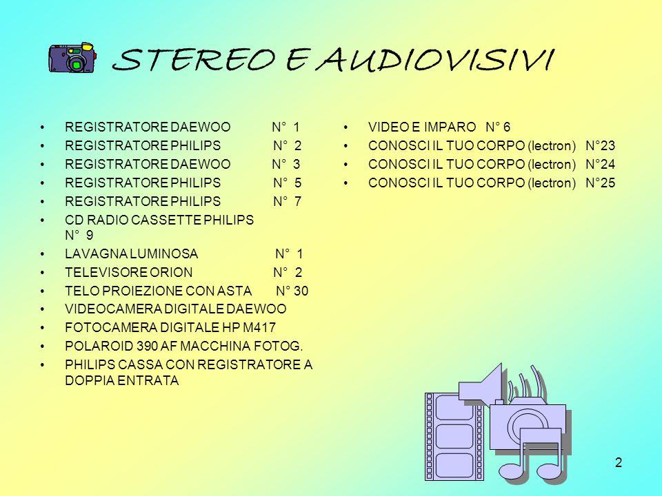 3 Attrezzature sonore asta microfono n°14 asta microfono n°15 asta microfono n°16 altoparlante linside n°17 altoparlante linside (300w) n° 18 cassa acustica (250w) n°19 cassa acustica (250w) n° 20 aste per casse n° 21 aste per casse n° 22 borsa mat.