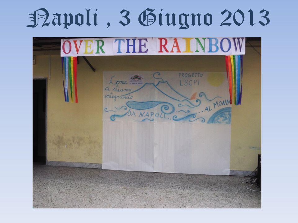 Napoli, 3 Giugno 2013