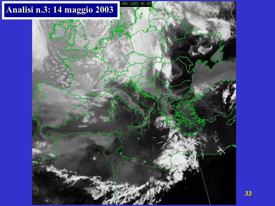 32 Analisi n.3: 14 maggio 2003