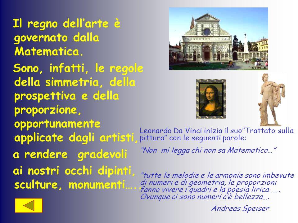 Tutti i sofisticati mezzi, strumenti e costruzioni della nostra moderna civiltà sono frutto dellapplicazione di leggi e principi matematici Bologna 19