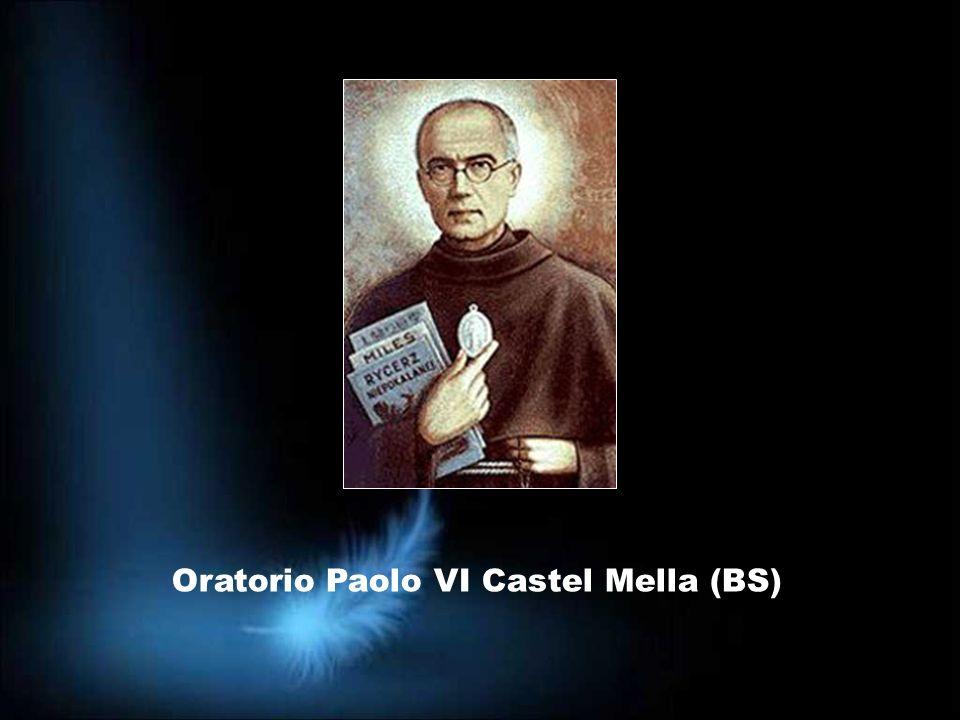 Oratorio Paolo VI Castel Mella (BS)