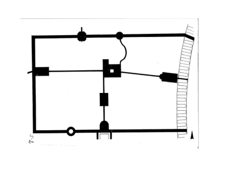 Tavola 2 Nel dettaglio rimanendo sul rettangolo si distinguono sul lato in alto: Piazza della Repubblica (a sx) sul lato destro: Piazza Vittorio Veneto sul lato in basso: Piazza Carlo Felice (a dx) e Largo V.