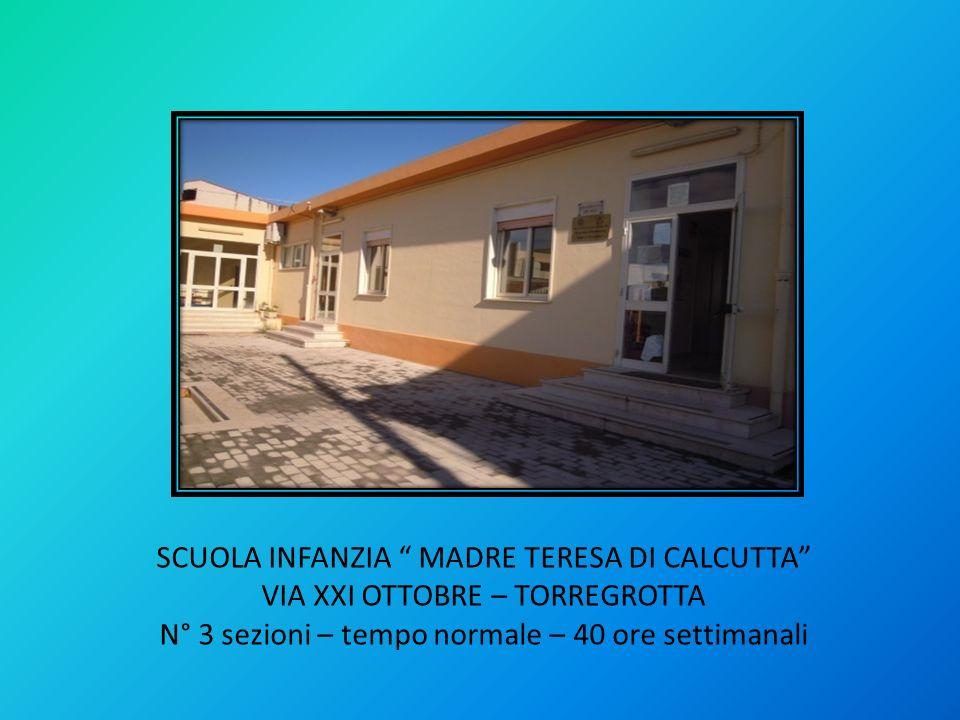 ISCRIZIONI A.S.2013/2014 SCUOLA DELL INFANZIA.
