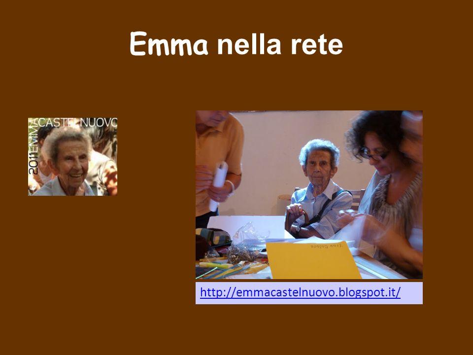 Emma nella rete http://emmacastelnuovo.blogspot.it/