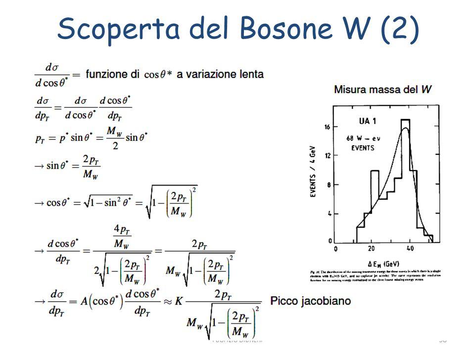 Scoperta del Bosone W (2) Fabrizio Bianchi38