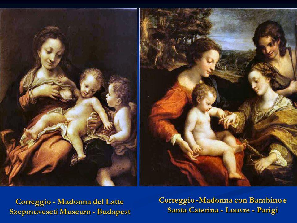 Madonna in Gloria Botticelli Galleria Uffizi - Firenze Madonna delle Rose Botticelli Galleria Uffizi - Firenze Madonna con Bambino Feodor Bruni Feodor