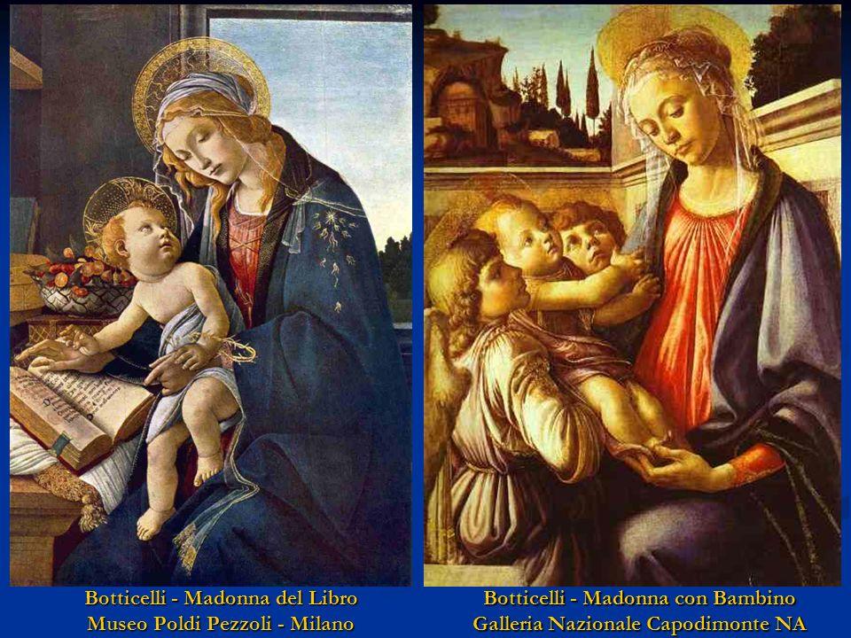 Leonardo - Madonna con Bambino Louvre - Parigi Leonardo - Madonna Leonardo - Madonna delle rocce Louvre - Parigi