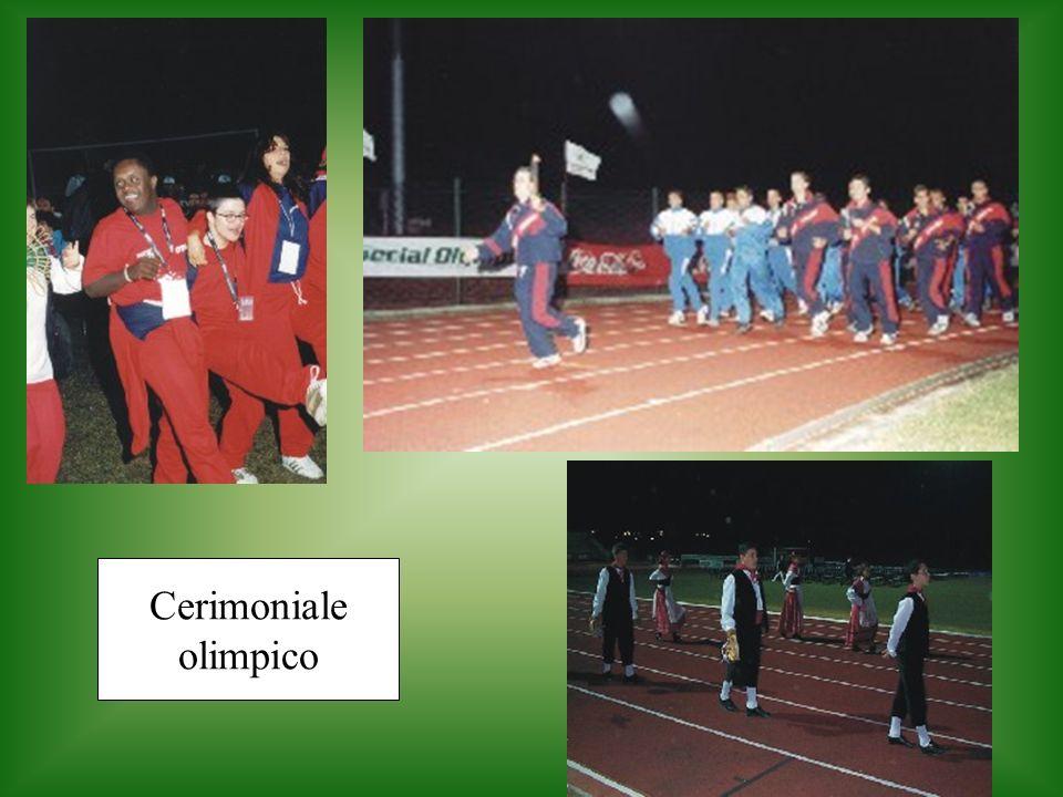 Cerimoniale olimpico