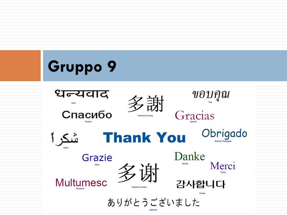 Gruppo 9