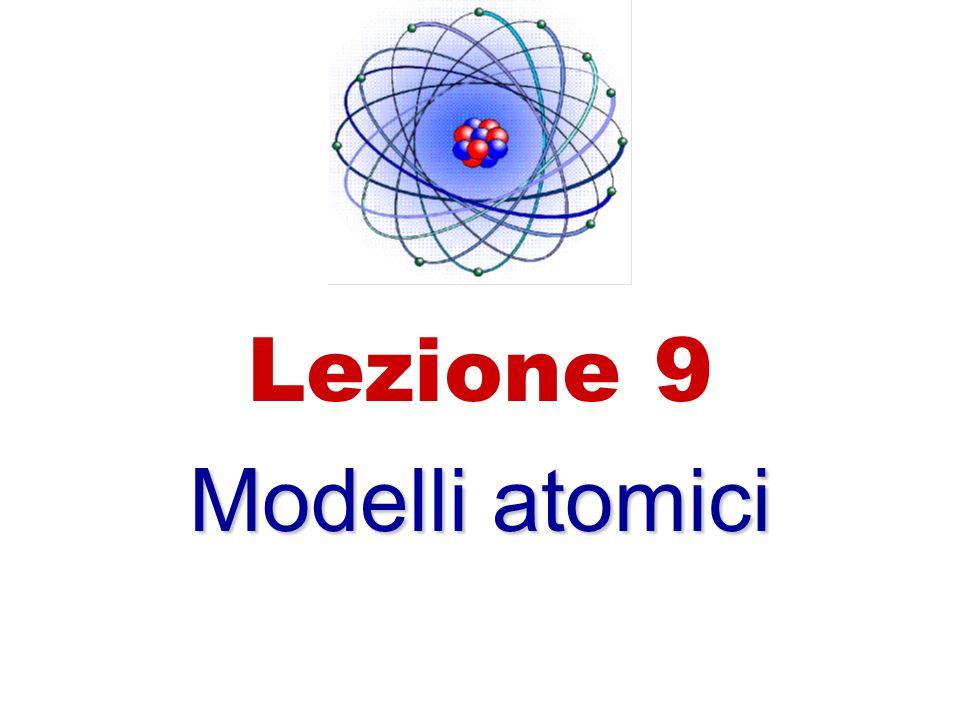 Francesco Adduci Fisica Atomica e Molecolare 2 Testo di riferimento Eisberg & Resnick Quantum Physics of Atoms, Molecules, Solids, Nuclei, ad Particles CD lezione 9