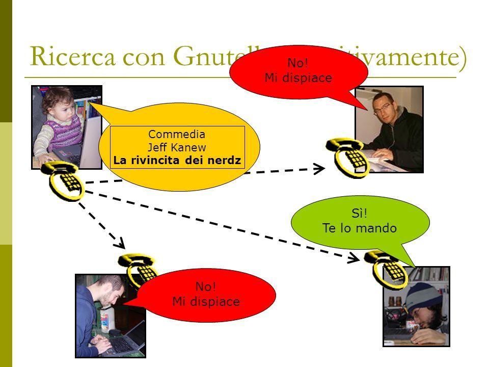 Ricerca con Gnutella (Intuitivamente) Commedia Jeff Kanew La rivincita dei nerdz No.