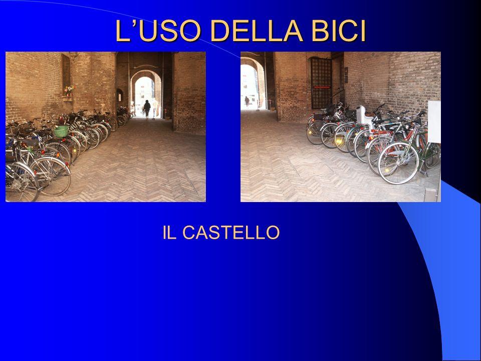 LUSO DELLA BICI IL CASTELLO