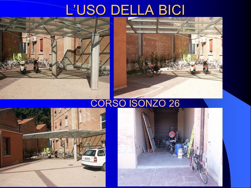 LUSO DELLA BICI CORSO ISONZO 36