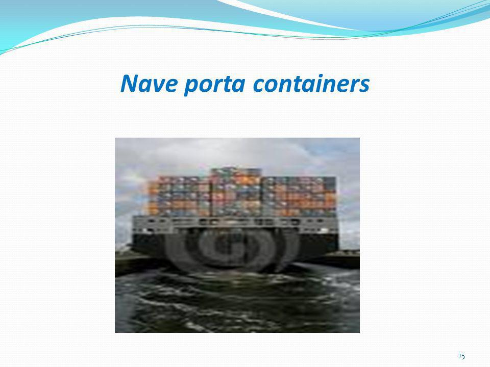 Nave porta containers 15