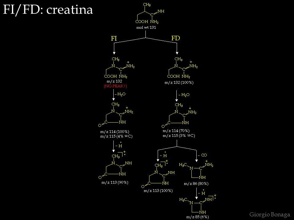 FI/FD: creatina