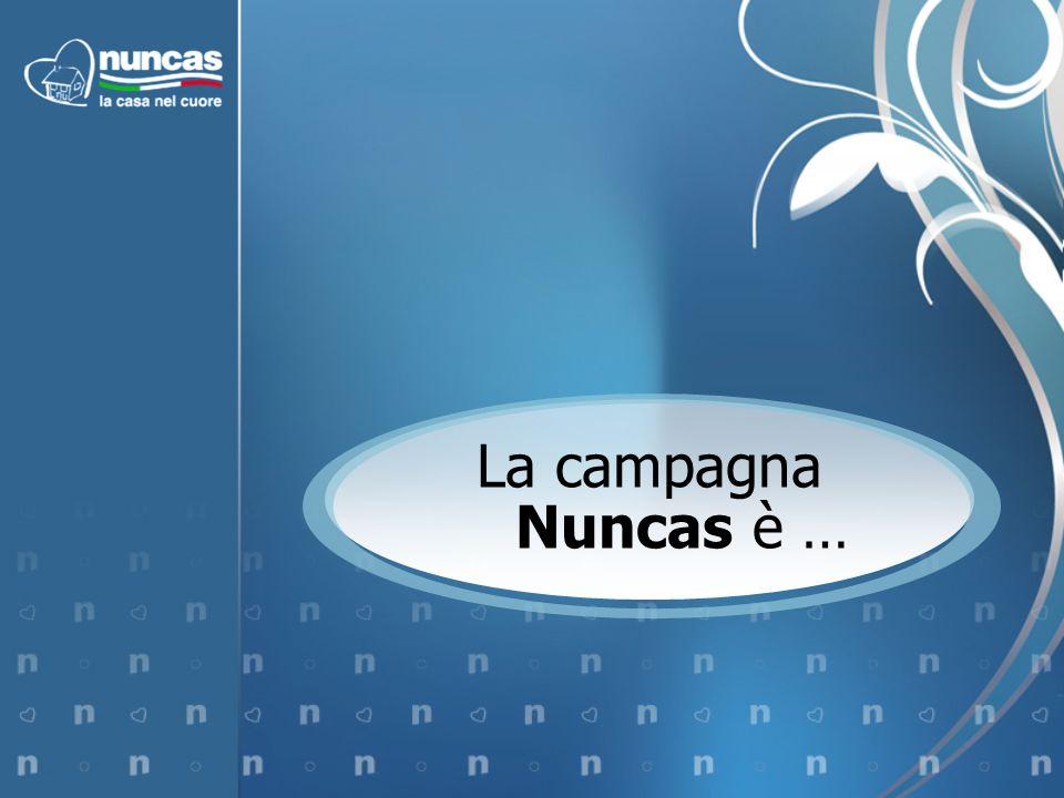 La campagna Nuncas è …