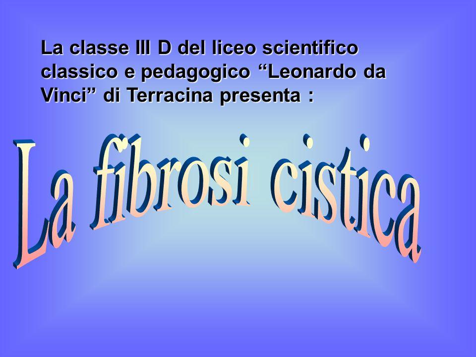 La classe III D del liceo scientifico classico e pedagogico Leonardo da Vinci di Terracina presenta :