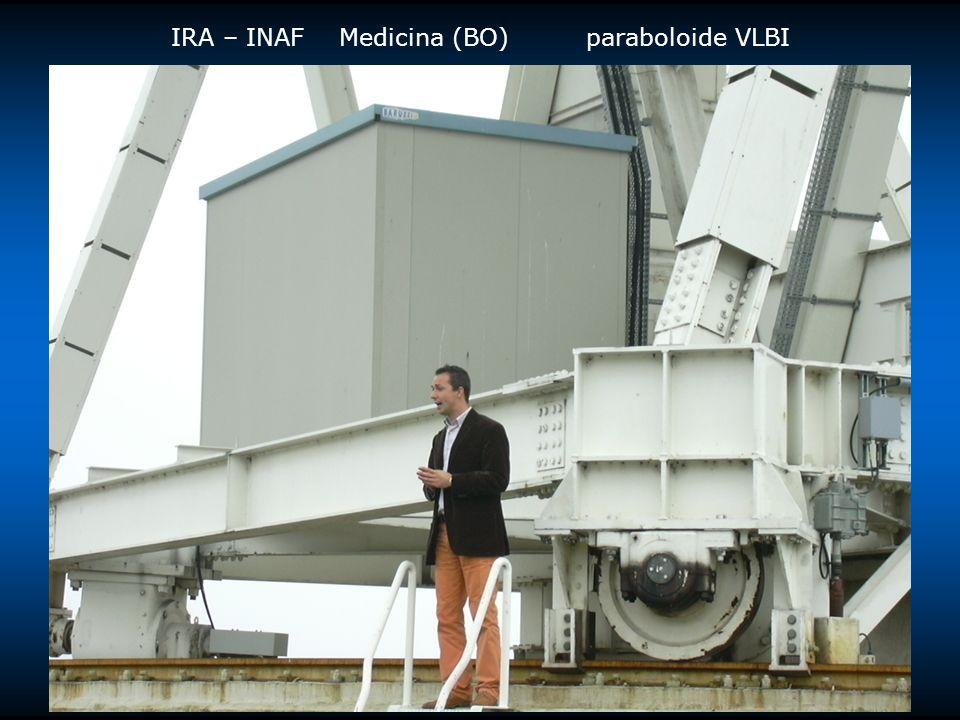 IRA – INAF Medicina (BO) paraboloide VLBI
