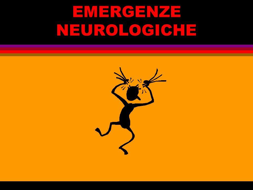 EMERGENZE NEUROLOGICHE