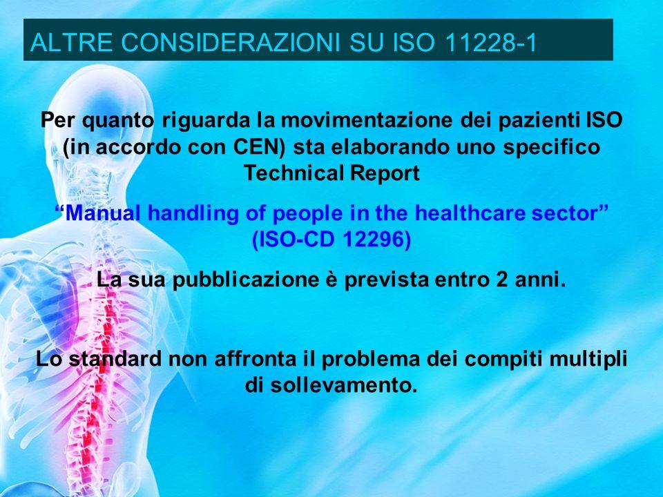 Metodo MAPO Movimentazione Assistita Pazienti Ospedalizzati L indice MAPO è un indice sintetico per la valutazione del rischio nella Movimentazione Manuale dei Pazienti (MMP) Il Metodo MAPO è stato proposto e messo a punto dal gruppo di ricerca EPM (Ergonomia della Postura e del Movimento) dell ICP CEMOC (Istituti Clinici di Perfezionamento-Centro di Medicina Occupazionale) di Milano
