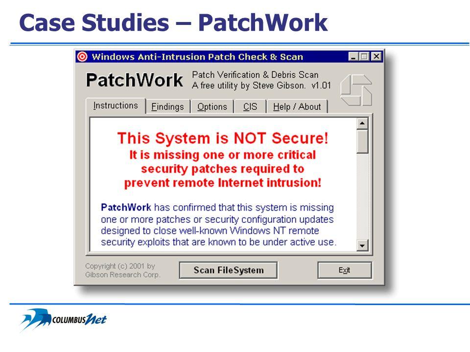 Case Studies – PatchWork