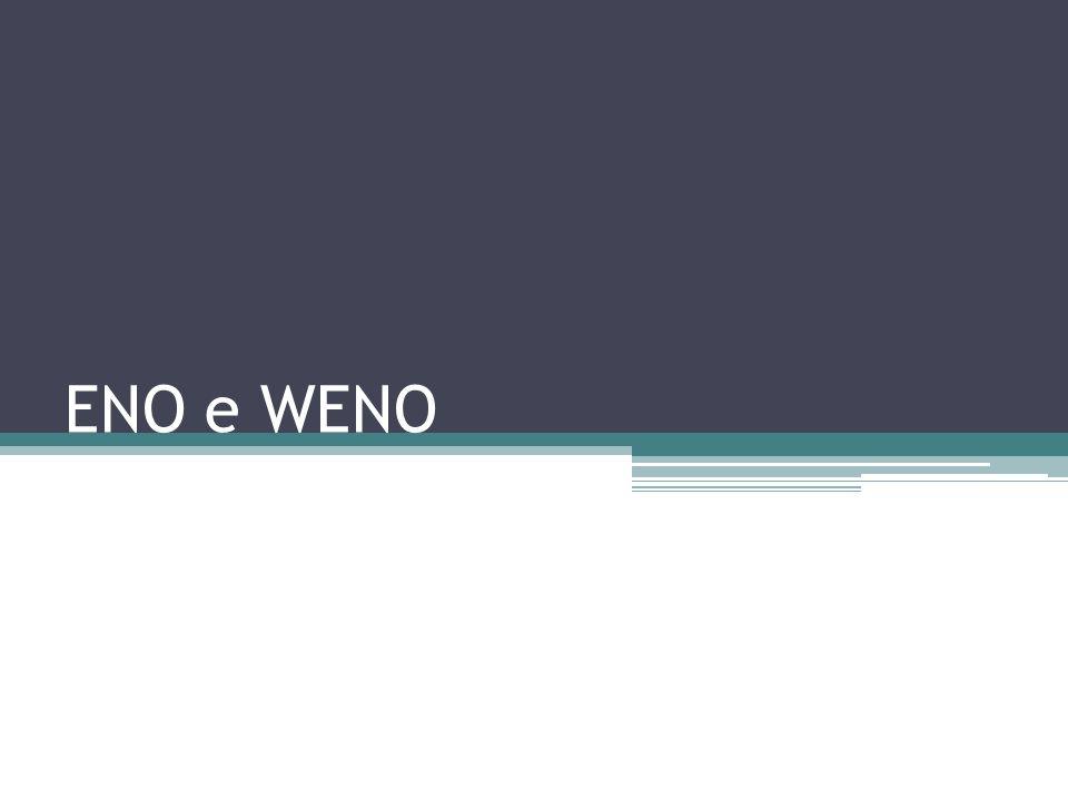 ENO e WENO