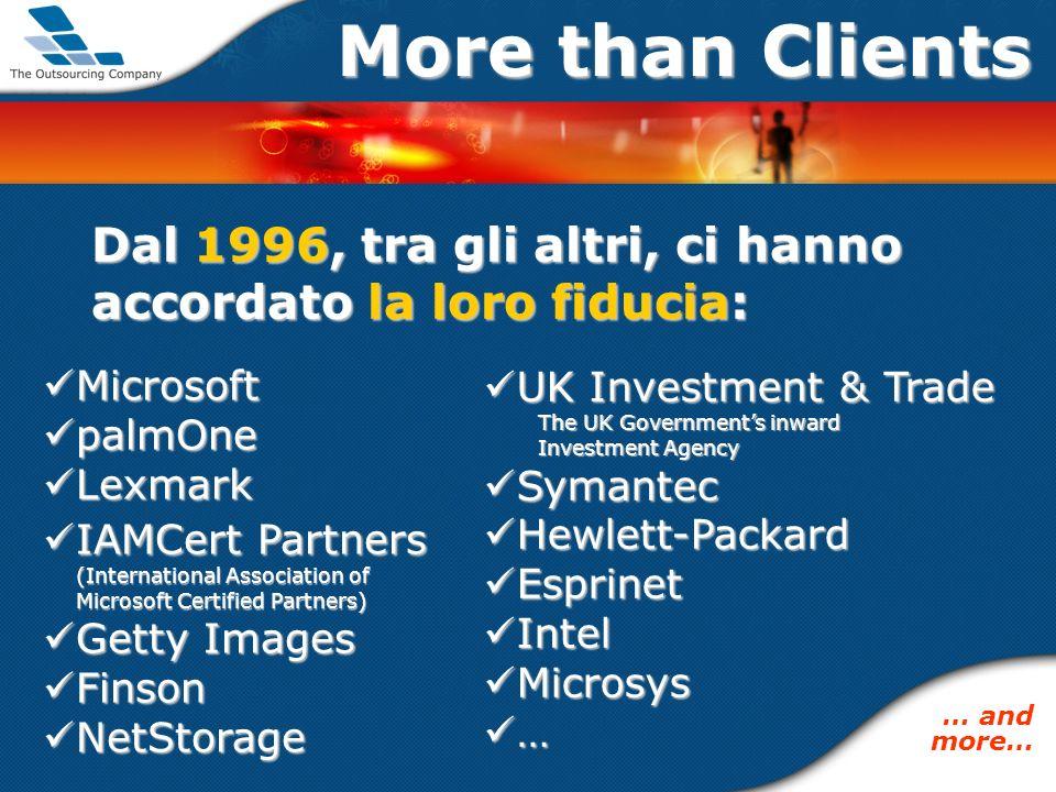 Microsoft Microsoft palmOne palmOne Lexmark Lexmark IAMCert Partners IAMCert Partners (International Association of MicrosoftCertified Partners) Micro