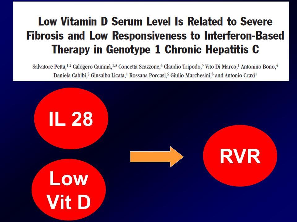 RVR Low Vit D IL 28