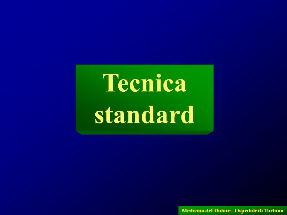 6 Tecnica standard