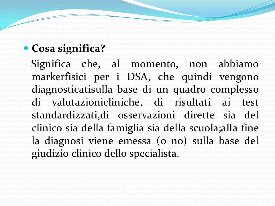 Art.5 comma 2 lettera C – Legge 170/10 Art.