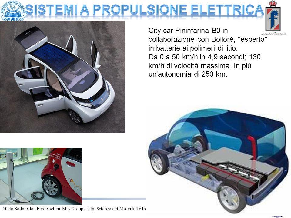Emas Ital Design Giugiaro batteria Oggi il componente del veicolo elettrico che ne limita le prestazioni è la batteria