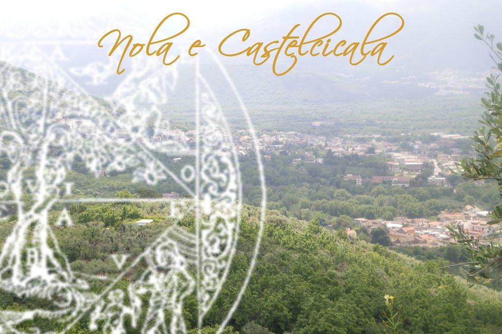 Nola, città della provincia di Napoli, è situata nella parte orientale della pianura che si estende a Nord del Vesuvio.