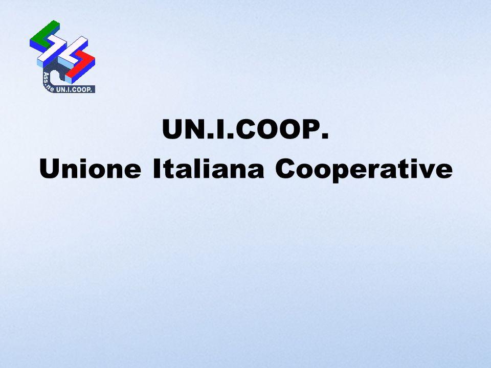 UN.I.COOP. Unione Italiana Cooperative