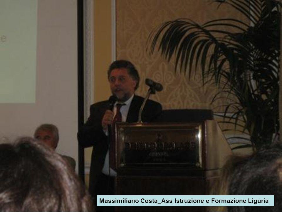 Massimiliano Costa_Ass Istruzione e Formazione Liguria