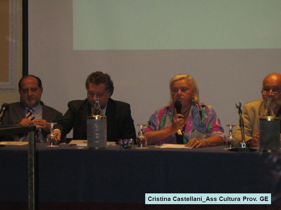 Cristina Castellani_Ass Cultura Prov. GE