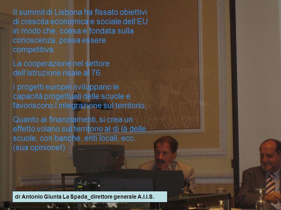 dott.ssa Francesca Trani_Agenzia Nazionale LdV ISFOL Il progetto Pilota di qualità non è legato ad un momento specifico, risponde a determinati bisogni di formazione: alle necessità dei discenti e del sistema offre unidea innovativa.