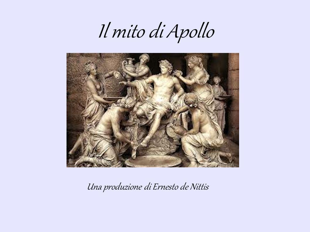 Figlio di una sacrilega unione Febo, o Apollo in latino è nato dal signore del cielo Zeus e da Leto, la Latona romana, bruna e scintillante come la notte, della quale è dea.