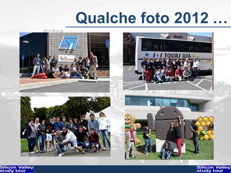 Qualche foto 2012 …