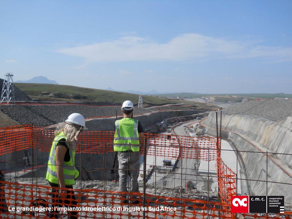 Le grandi opere: limpianto idroelettrico di Ingula in Sud Africa