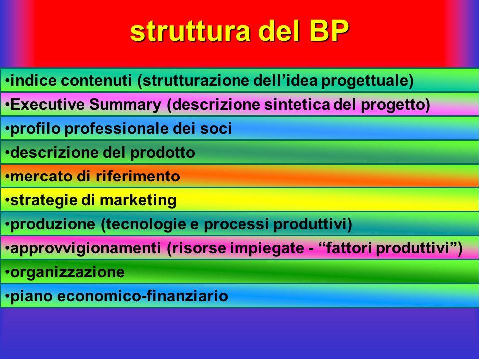 cosè il BP e a cosa serve: può essere definito un PIANO DI FATTIBILITA per concretizzare, sulla carta, unidea imprenditoriale funzioni del BP stimolar