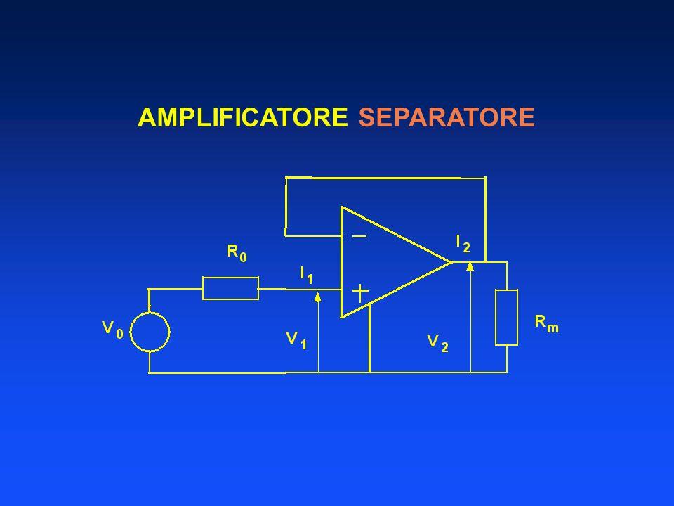 AMPLIFICATORE SEPARATORE