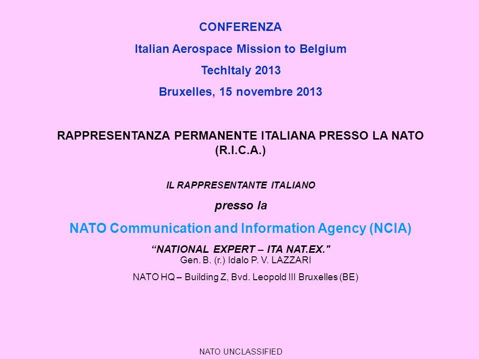 12 NATO UNCLASSIFIED
