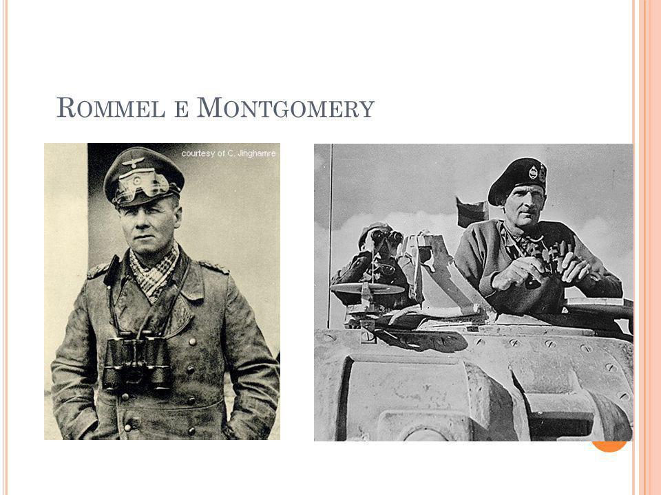 R OMMEL E M ONTGOMERY