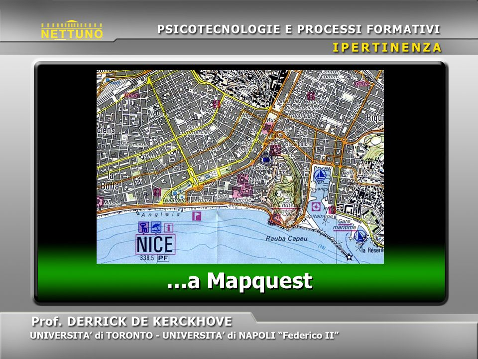 …a Mapquest