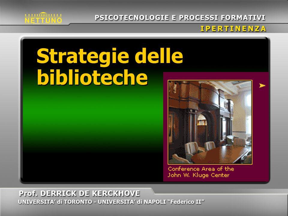 Strategie delle biblioteche